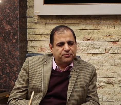 مصاحبه با دکتر جواد زارع موسس و مدیرعامل مرکز تصویربرداری پزشکی جام جم شهریار